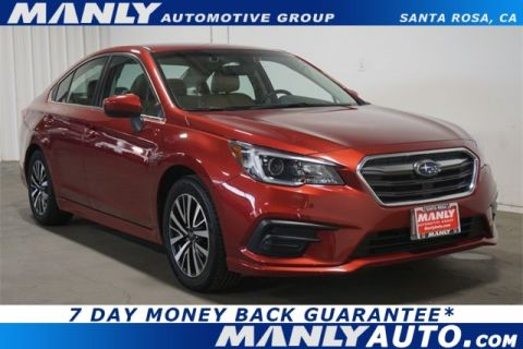 Pre-Owned 2019 Subaru Legacy 2.5i AWD 4D Sedan