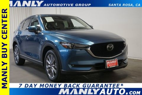 Pre-Owned 2019 Mazda CX-5 Grand Touring FWD 4D Sport Utility