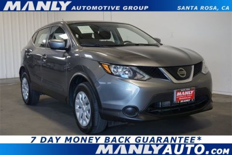 Pre-Owned 2019 Nissan Rogue Sport S AWD 4D Sport Utility